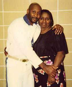 Troy Davis and Mom