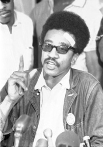 Jamil Al-Amin (formerly known as H. Rap Brown)