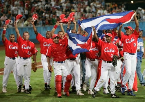 2009 Cuban National Baseball Team