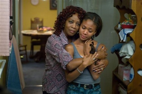 Alfre Woodard and Nicole Beharie