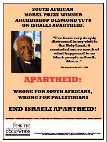 Nobel Peace Prize-winner Archbishop Desmond Tutu