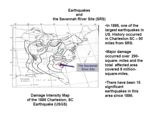Damage Intensity Map
