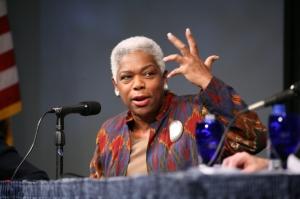 Former NAACP LDF President Elaine Jones