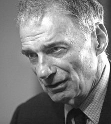 Ralph Nader (photo by John Murray)