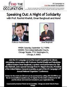 A Night of Solidarity
