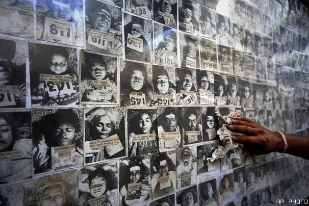 Catastrophe de Bhopal