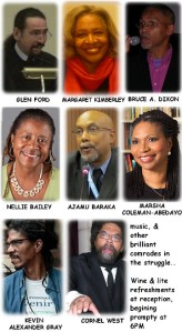 Join BAR, Cornel West and Other Special Guests for our 7th Anniversary Celebration & Fundraiser in Harlem's Historic Riverside Church