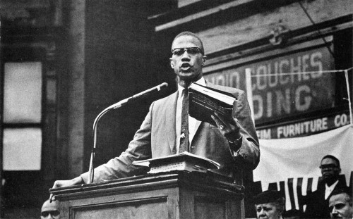 El-Hajj Malik El-Shabazz (May 19, 1925 – February 21, 1965)